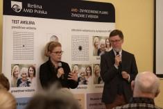 Wykład prof. Hélène Dollfus – Warszawa, luty 2018