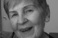 Żegnamy wolontariuszkę Krystynę Chacińską