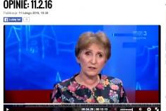 Wystąpienie prezes Retina AMD Polska w TVP Olsztyn