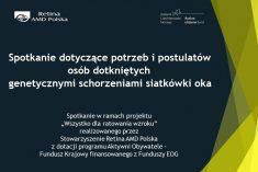 Zaproszenie na spotkanie online 19.08 (czwartek)
