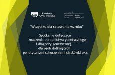Spotkanie on-line z prof. dr. hab. n. med. Maciejem Krawczyńskim -17.06 (czwartek) o godz. 18.00