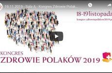 """Kongres """"Zdrowie Polaków 2019"""" – leczenie jaskry, AMD i DME"""