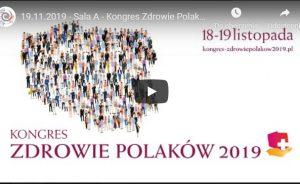 """Kongres """"Zdrowie Polaków 2019"""" - leczenie jaskry, AMD i DME"""