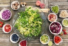 Wpływ diety na wzrok