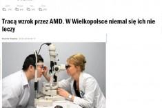 Artykuł o AMD w poznańskim wydaniu Gazety wyborczej